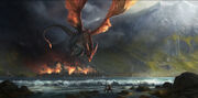 The-hobbit-the-desolation-of-smaug-dragon-picture