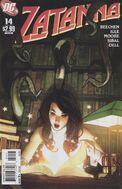 Zatanna Volume 3 Issue 14