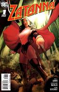 Zatanna Volume 3 Issue 1