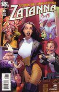Zatanna Volume 3 Issue 8