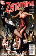 Zatanna Volume 3 Issue 4