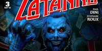 Zatanna Volume 3 Issue 3