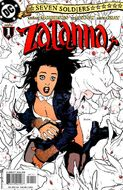 Seven Soldiers: Zatana Issue 1