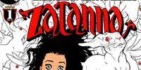 Seven Soldiers: Zatana Issue 1