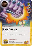 Raja Zerusen (Kolulu) Card