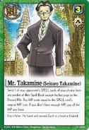 Seitaro Takamine card