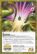 Juron card