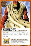 Kikuropu card