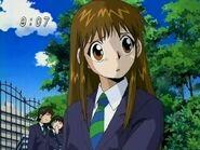 Megumi Curious