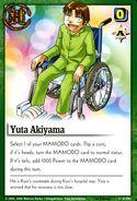 Yuta akiyama card