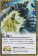 Zeberuon card