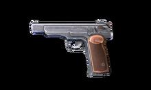W s pistol Stechkin 측면
