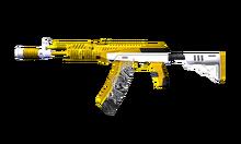 W m rifle ak-107 G 측면