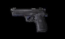 W s pistol beretta m92fs 측면