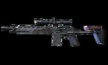 W m sniperrifle m14 ebr 측면