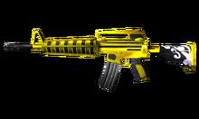 W m rifle m16a2 G 측면