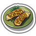 Eggplant Stuffed Eggplant-icon