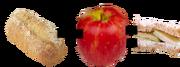 Crafting applesandwhich