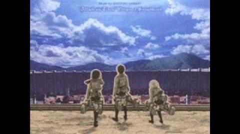 Shingeki No Kyojin BSO Track 01 Attack on Titan