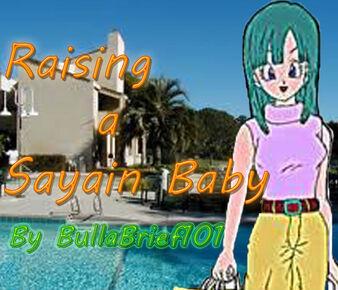 Raising a Saiyan Baby