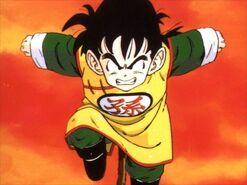 Goten Saito attacks