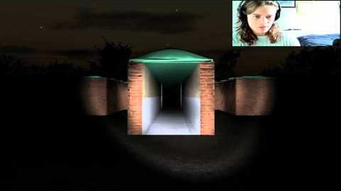 Scary game Facecam Slender