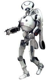 Juggernaut war droid NEGTD