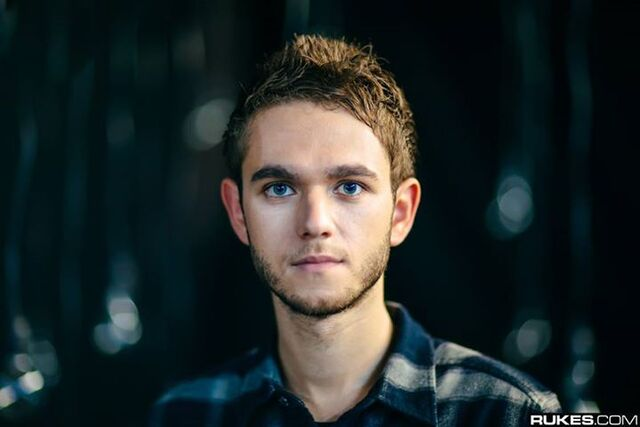 File:Zedd behind the scenes of the Stay the Night music video shoot.jpg