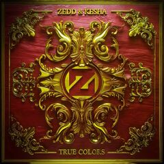 Cover art for the version with Kesha