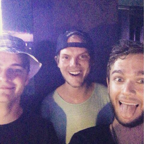 File:Martin Garrix, Avicii, and Zedd.jpg
