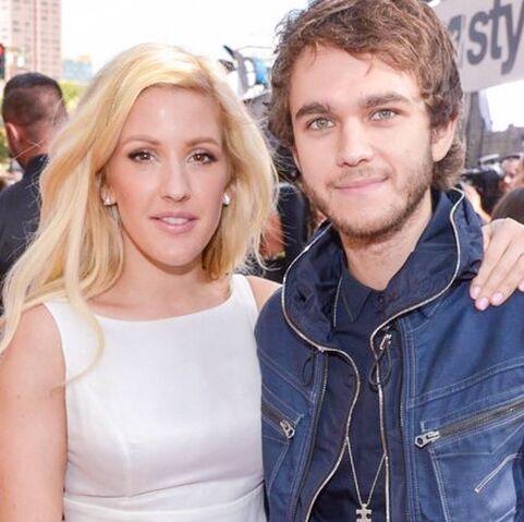 File:Zedd and Ellie Goulding.jpg
