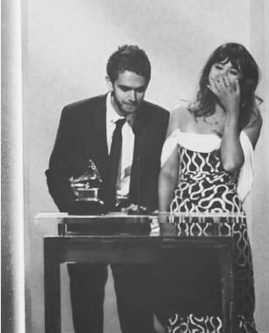 File:Zedd and Foxes at the 56th Grammy Awards (4).jpg