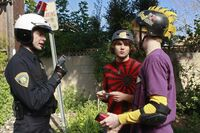 Zeke and Luther Law and Boarder