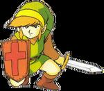 Link Artwork (The Legend of Zelda)