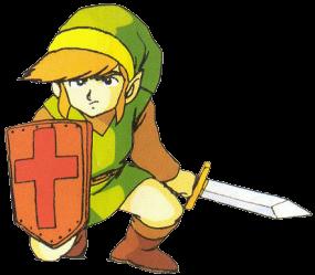 File:Link Artwork (The Legend of Zelda).png