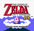 Title Screen (Link's Awakening DX).png