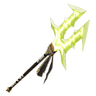 File:Breath of the Wild Elemental Spears (Thunder) Thunderspear (Icon).png