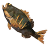 File:Breath of the Wild Roasted Fish (Bass) Roasted Hearty Bass (Icon).png