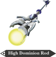 Hyrule Warriors Dominion Rod High Dominion Rod (Render)