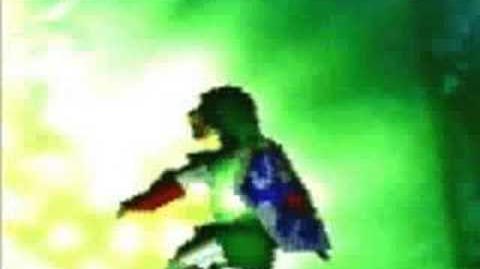 Legend of Zelda Ocarina of Time Trailer
