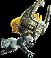 Hyrule Warriors Legends Midna Twilight Princess Midna (Render)