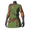 Breath of the Wild Hero's Clothes (Breath of the Wild) Tunic of the Wild (Icon)
