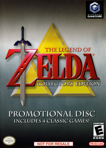 File:The Legend of Zelda - Collector's Edition (North America).png
