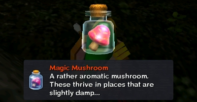 File:Majora's Mask 3D Mushrooms Magic Mushroom (Item Menu).png