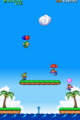 Gameplay (Tingle's Balloon Fight DS).png