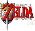 The Legend of Zelda - Link's Awakening DX (logo).png