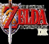The Legend of Zelda - Link's Awakening DX (logo)