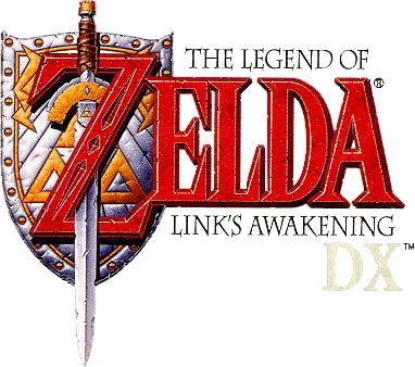 File:The Legend of Zelda - Link's Awakening DX (logo).png