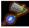 File:Hyrule Warriors Zora Scale Silver Scale (Level 1 Zora Scale).png