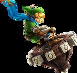 Link Spinner (Hyrule Warriors)